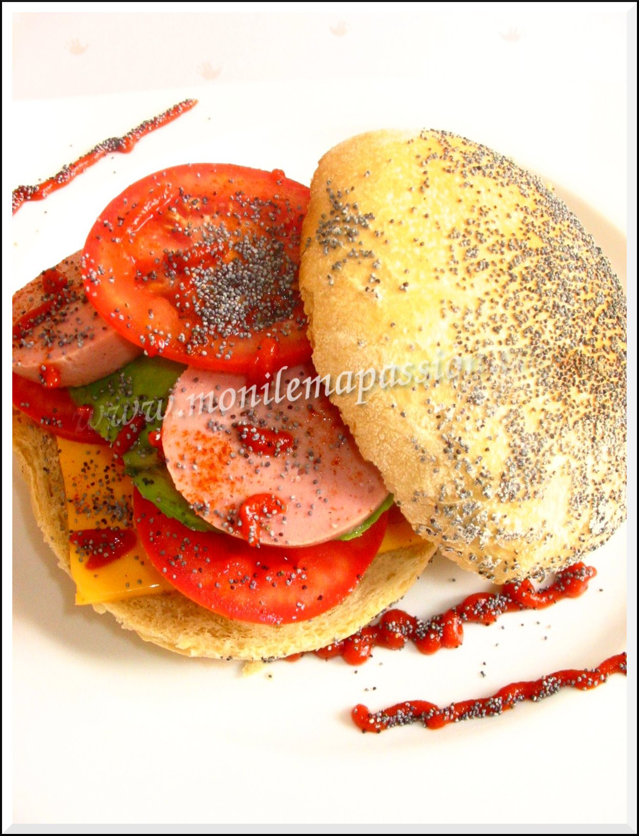Mi Bagna, mi Hamburger…