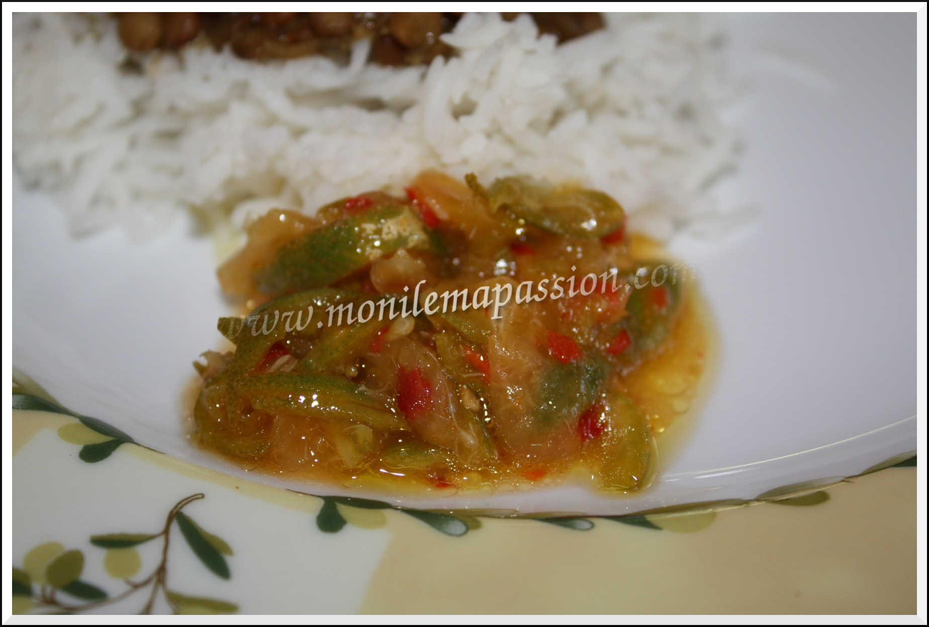 Rougail citrons de Chine