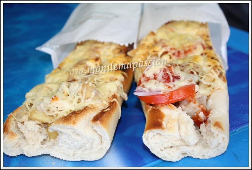 Sandwiches Réunionnais #1