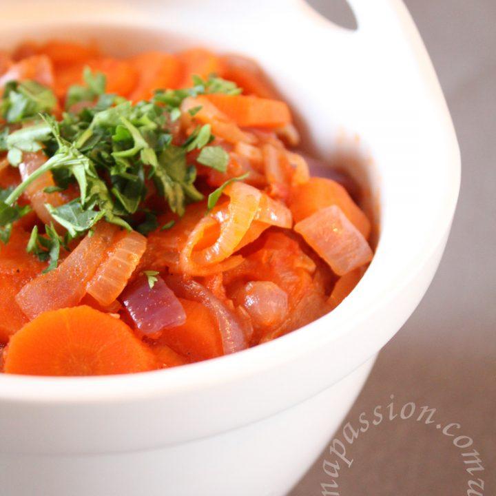 Salade carottes