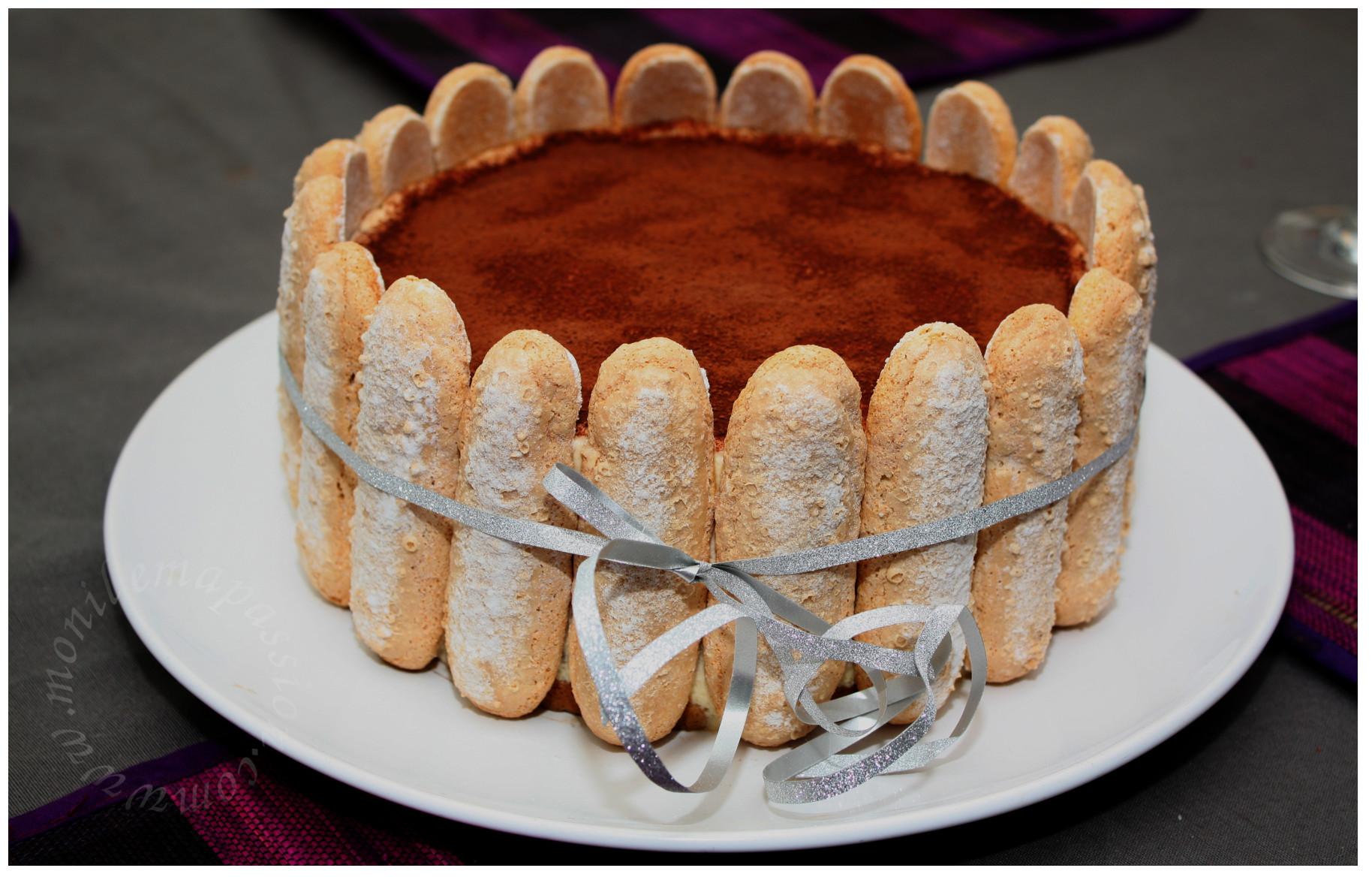 Gâteau Tiramisu – Tiramisu Cake