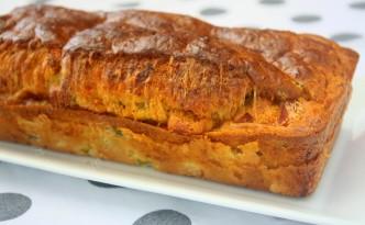 Cake légumes, gros piments et jambon blanc de volaille – Sweet Chili Pepper, Chicken Ham & Veggie Cake