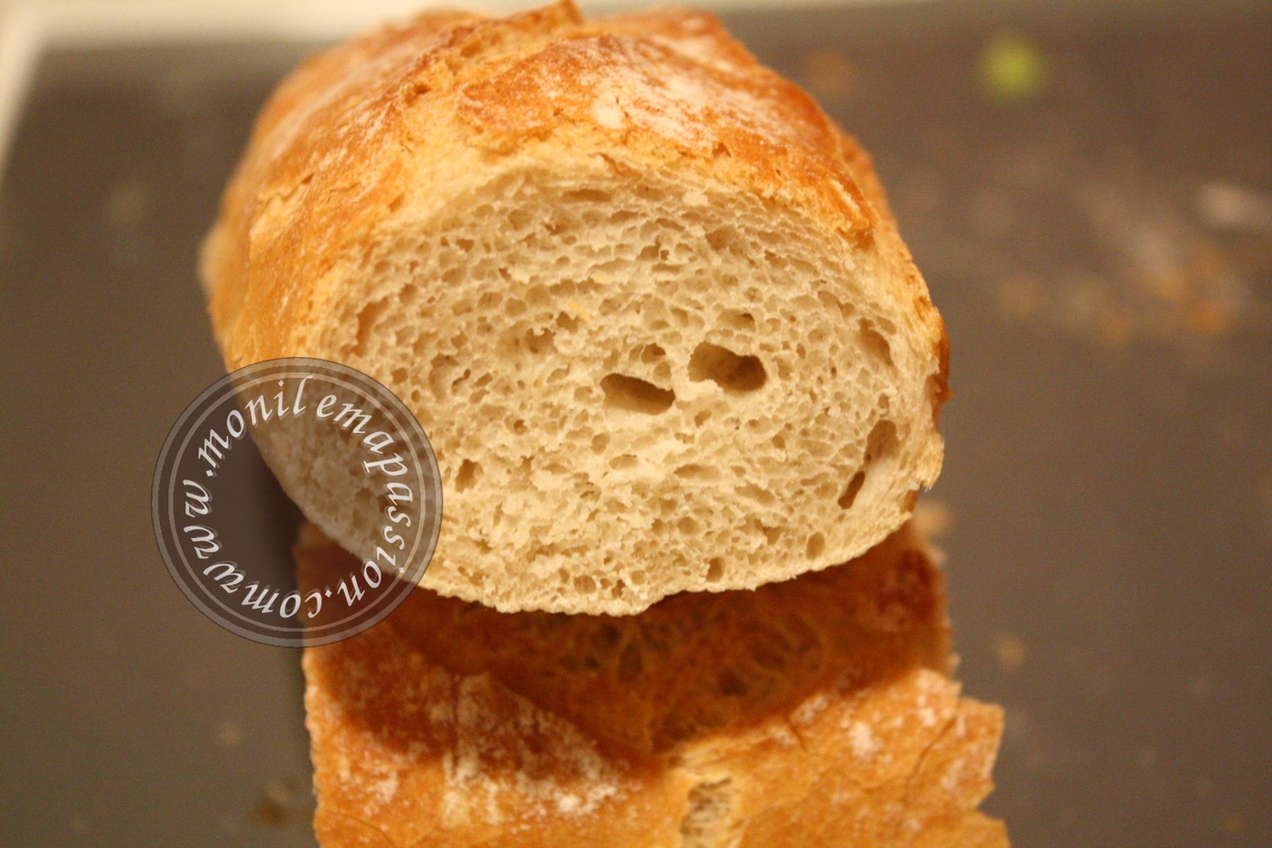 Baguettes maison - Homemade baguettes