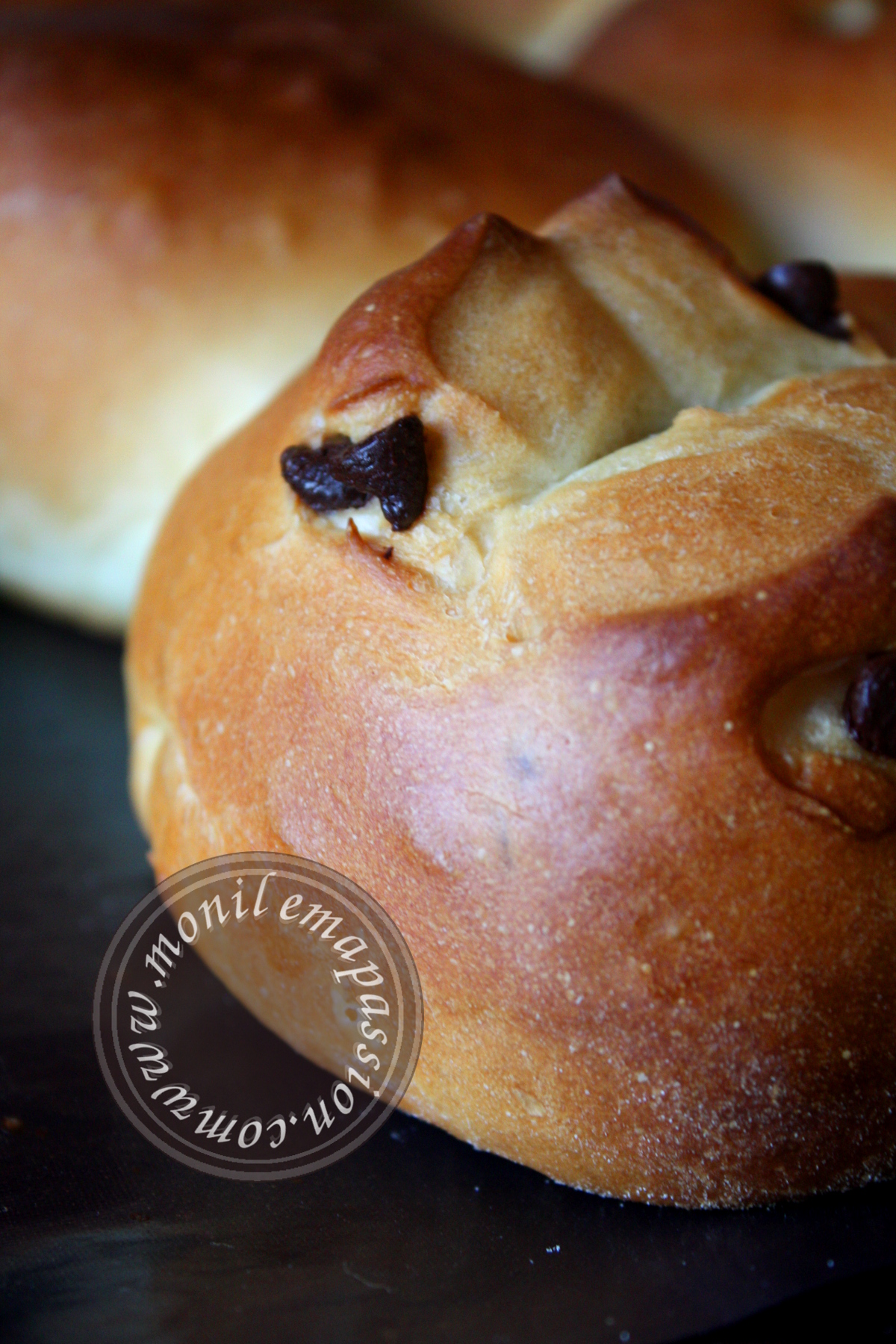 Macatia {Sweet bread}