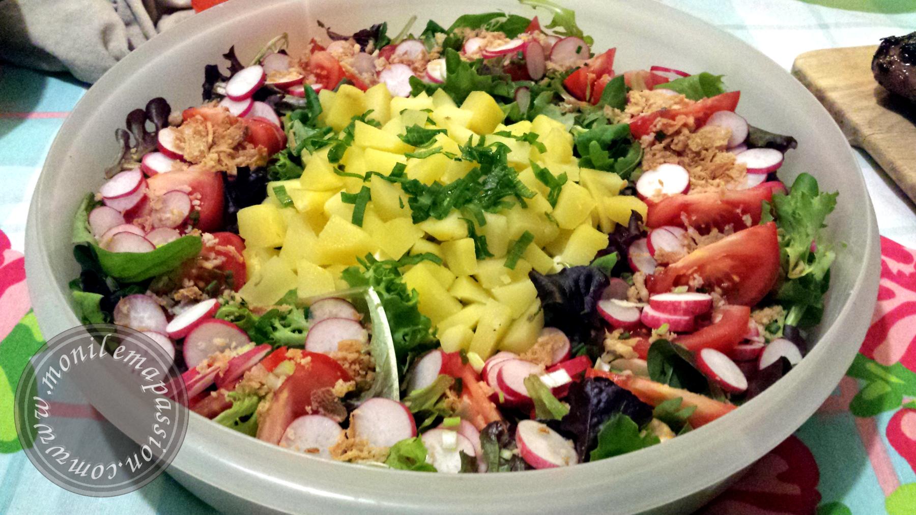 Salade composée #2 – Mixed Salad #2