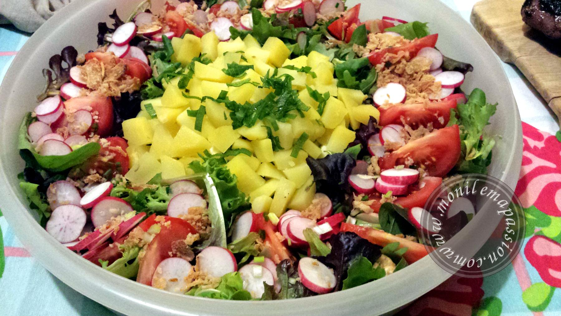 Salade composée - Mixed salad