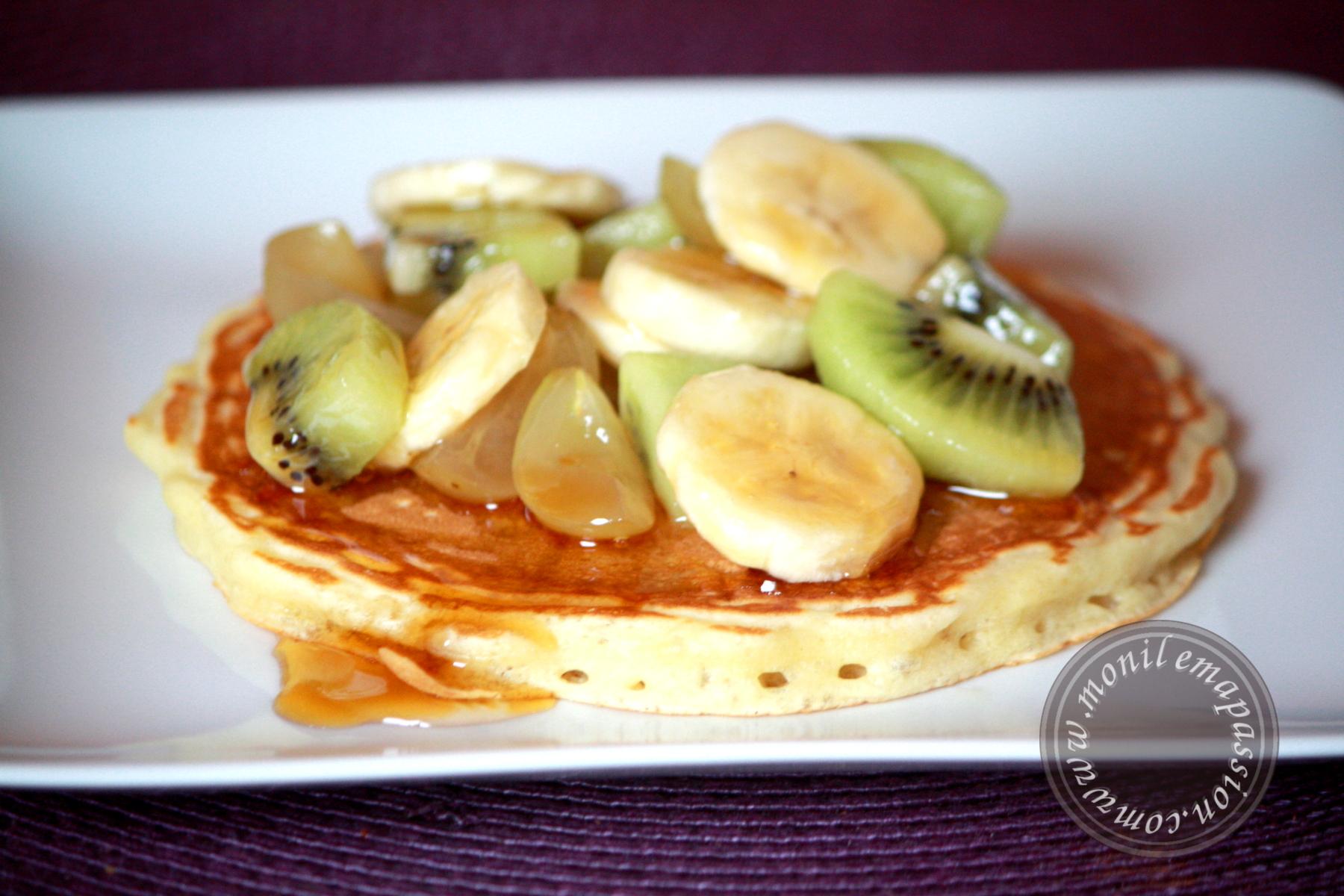 Pancakes – Buttermilk pancakes