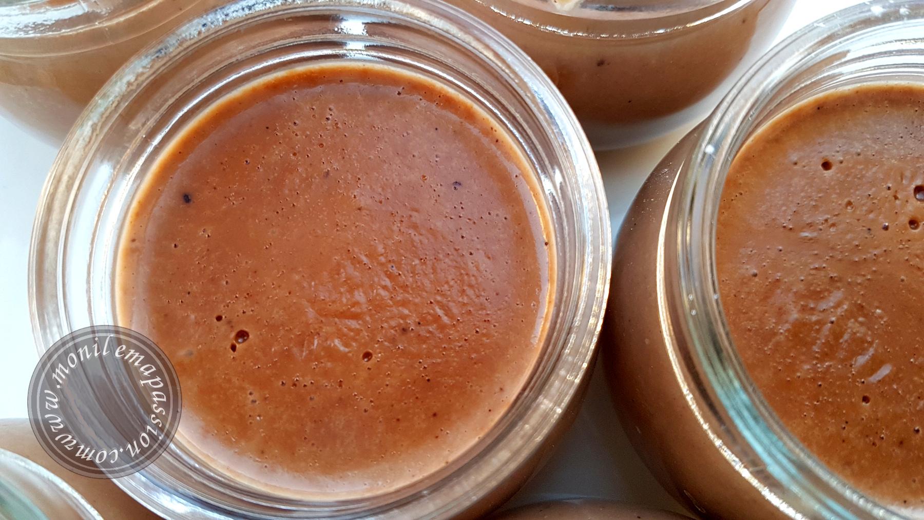 Crèmes/Flans Au Chocolat – Chocolate Puddings