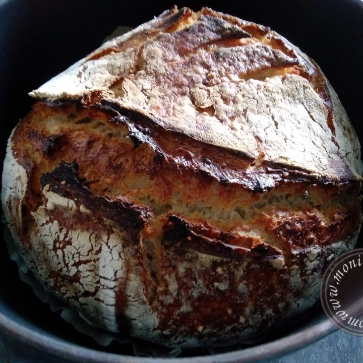 SOURDOUGH BREAD #1