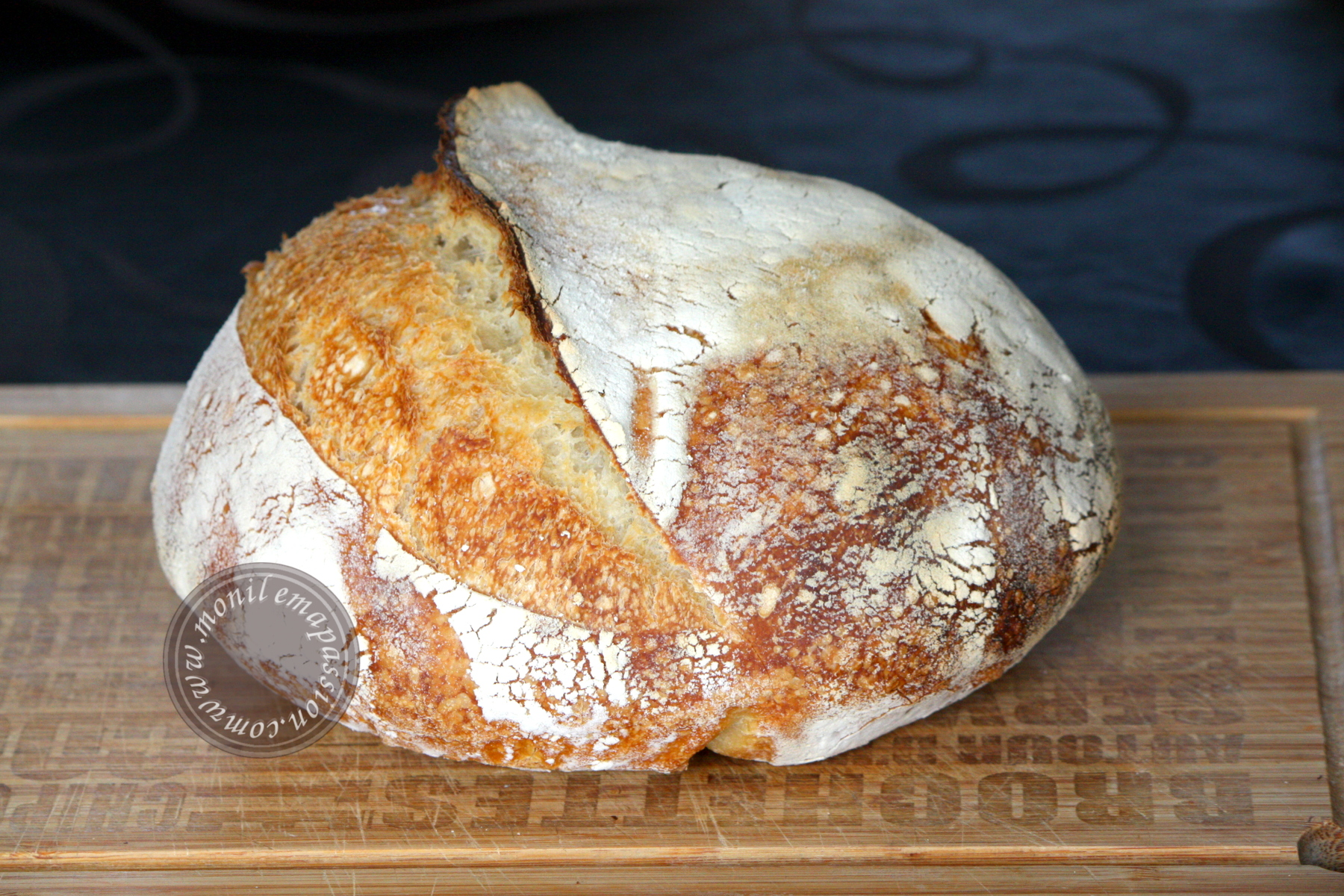 Pain Au Levain #2 – Leaven Bread #2